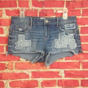 AEROPOSTALE Denim Jean Shorts - Women's Size 11/12